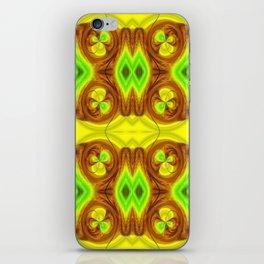 Brightly So Devils Pattern 1 iPhone Skin