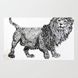λιοντάρι  Rug