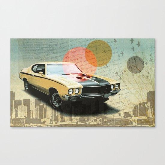 Buick Gran Canvas Print