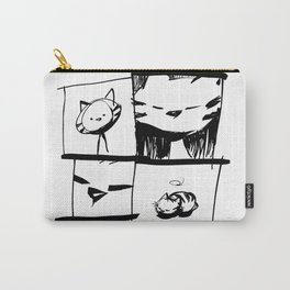 minima - IA - catnap Carry-All Pouch