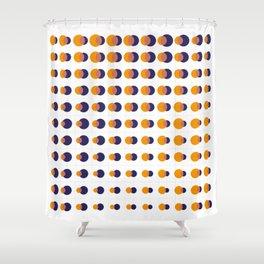 Kepler 1 Shower Curtain
