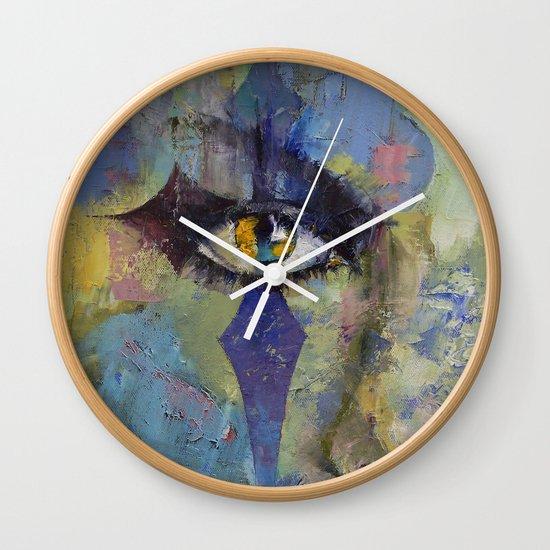 Gothic Art Wall Clock