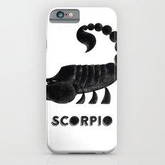 Scorpio iPhone 6s Slim Case