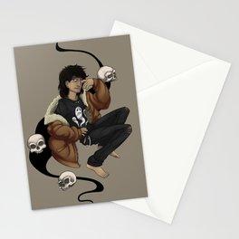 Skulls, Shadows, Tears and Nico Stationery Cards