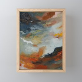 Sunrise in my Soul [1] Framed Mini Art Print