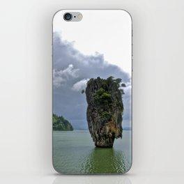 007 Island iPhone Skin