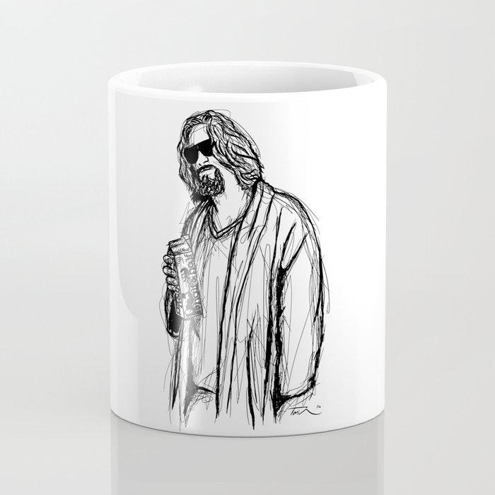 The Dude Coffee Mug