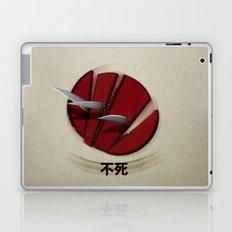 Weapon Chi Laptop & iPad Skin
