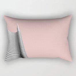Unicredit Tower Rectangular Pillow