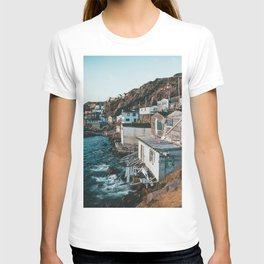 Sunny evening in the battery of St. John's, Newfoundland and Labrador, Canada T-shirt