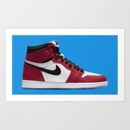 "Micheal - 𝓜𝓲𝓬𝓱𝓮𝓪𝓵 ""𝓐𝓲𝓻"" 𝓙𝓸𝓻𝓭𝓪𝓷 - Jeffrey Jordan - Basketball - Chicago - Brooklyn BX Art Print"