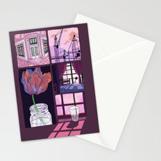 summer is ended Stationery Cards