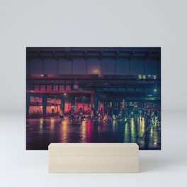 Reflection of Tokyo Mini Art Print