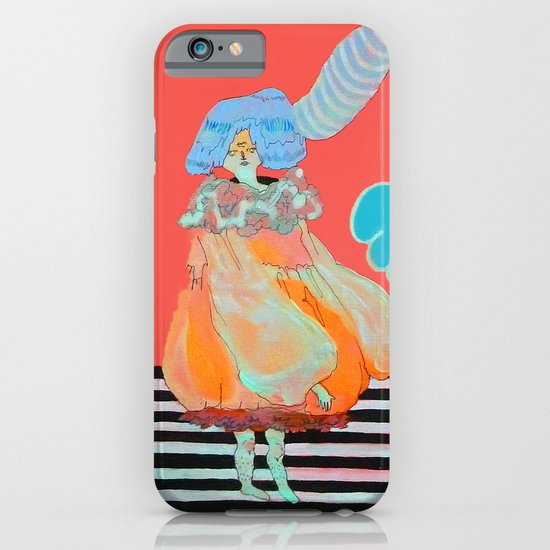 BRAIN LEAK iPhone & iPod Case