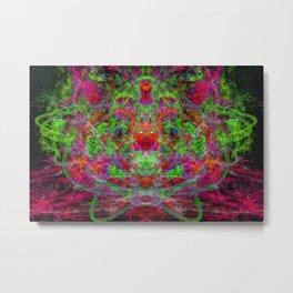 Fire Breather (Poison Breath) Metal Print
