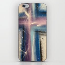 Sparkles iPhone Skin