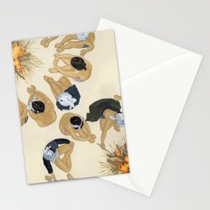 Finding Warmth Together Stationery Cards