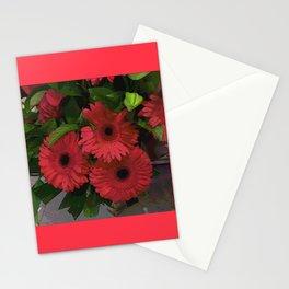 Jazzy Jerbera Stationery Cards