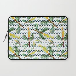 Beautiful Australian Native Grevillea Flower Print Laptop Sleeve
