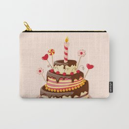 hello holidays! Carry-All Pouch