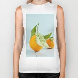 Fresh oranges Biker Tank