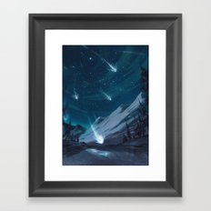 Impact Framed Art Print