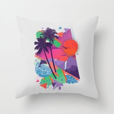 Tropix 96 Throw Pillow