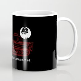 Michael Wittmann Panzer Ace 1331 Kursk Black Coffee Mug