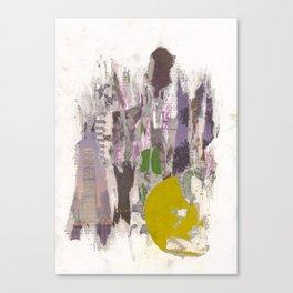 dirty tribune I Canvas Print