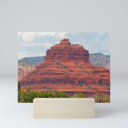 Sedona View Mini Art Print