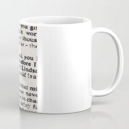 Micro Coffee Mug