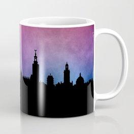 Stockholm skyline Coffee Mug