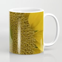 Heart of a Sunflower Coffee Mug