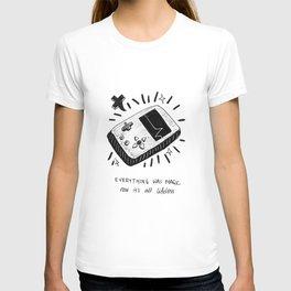 Technology Was Magic T-shirt