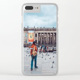 Bogota, Colombia Clear iPhone Case