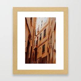 Manarola, Cinque Terre VI Framed Art Print