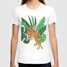 Tiger 010 T-shirt
