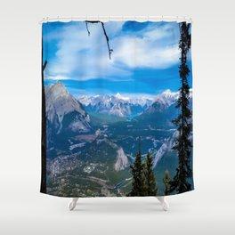 Banff Shower Curtain