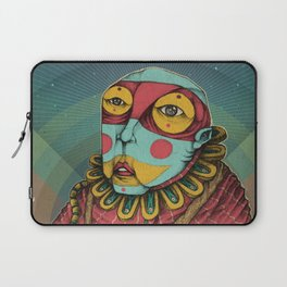 Holy Clown Laptop Sleeve