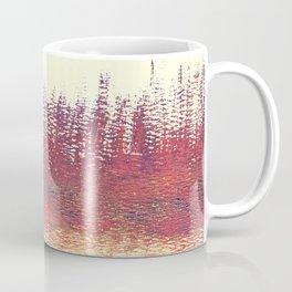 Maritime Lakeshore In Autumn Coffee Mug