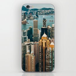 Golden Harbour iPhone Skin