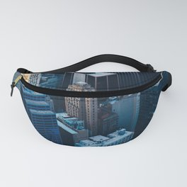 AERIAL - SHOT - ARCHITECTURE - BUILDINGS - PHOTOGRAPHY Fanny Pack