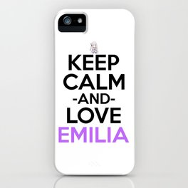 Anime Elf Inspired Shirt iPhone Case