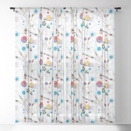 Influence Sheer Curtain