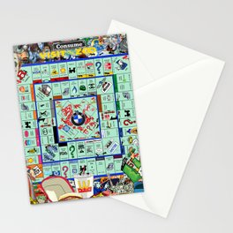 Heaven can wait Stationery Cards