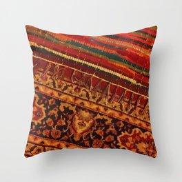 Rug Bazaar Throw Pillow