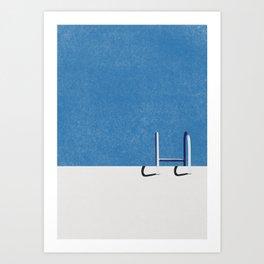 Summer Is Ready! Art Print