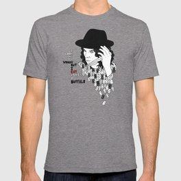 Jack White Cuts Like a Buffalo T-shirt