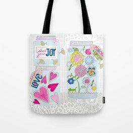 Jars of Joy Tote Bag