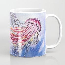Medusa Jellyfish Coffee Mug